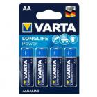 Varta LR06 4906 BL4 Longlife Power High energy