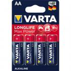 Varta LR06 4706 BL4 Longlife max power (MAX TECH)